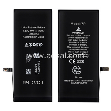 Customized for iPhone 7 Plus Battery Pack New iPhone7 Plus Battery support iOS 11.4 update supply to South Korea Wholesale