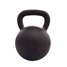 68 KG Powder Coated Kettlebell