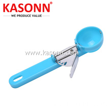 China for China Cookie Spoon,Ice Cream Scoops,Steel Fruit Scooper Supplier Plastic Trigger Ice Cream Cookie Scoop for Baking export to Nauru Exporter