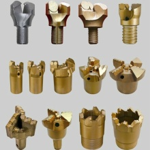 OEM manufacturer custom for Steel Body PDC Drill Bit Ore Mining Use and Carbide Material pdc bit export to Morocco Factory