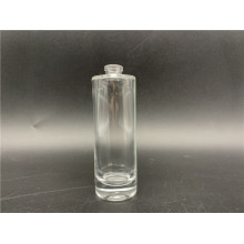 30ml Clear Square Glass Perfume Bottle With Spray