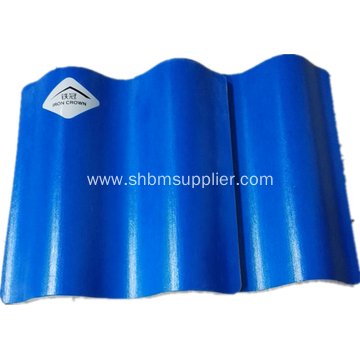 5.8m Length Fireproof High Strength Mgo Roofing Sheet