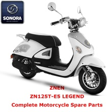 Znen ZN125T-E5 LEGEND Complete Scooter Spare Part