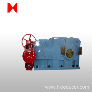 Medium hardened Gear Reducers