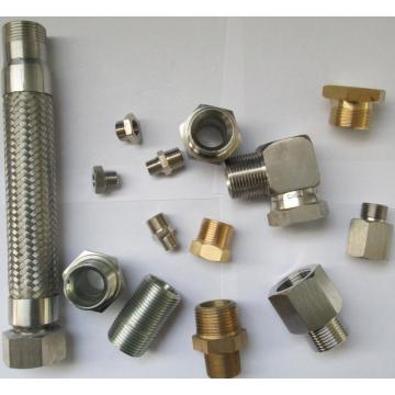Reducer Male BSP Taper Female BSP Parallel Connector