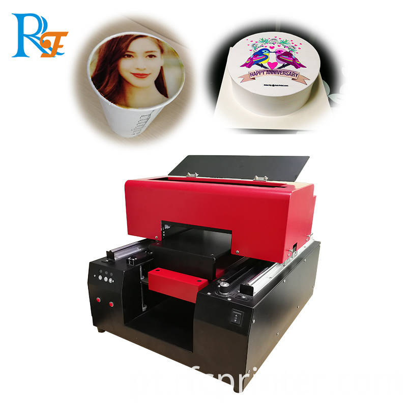 Digital Coffee Art Printer