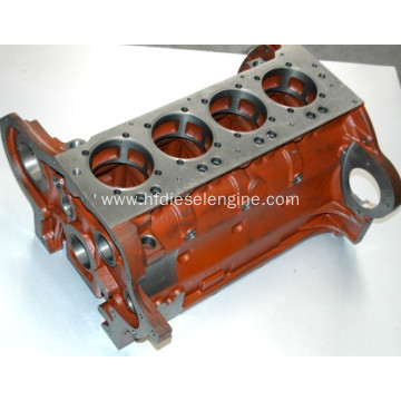 Deutz F4L912 engine parts cylinder block for sale