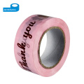 Adhesive Custom Logo Printed Bopp Packing Tape