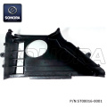 152QMI GY6-125 Lower Cooling Shroud Cover (P/N: ST00016-0001) Top Quality