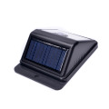 solar Waterproof Garden outdoor LED motion sensor lamp