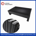 nylon cloth cnc machine flexible accordion bellows