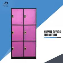 Steel Uniform Lockers Changing room locker cabinet