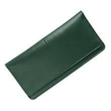 Fashion Leather Lady Minimalist Wallet Holder Purse