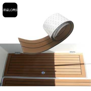 EVA Faux Sheet Boat Decking Flooring Strip