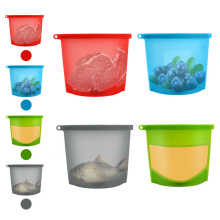Silicone Vacuum Food Sealer packaging Bags