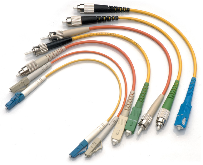 Low Insertion Loss Fiber Optic Patch Cord