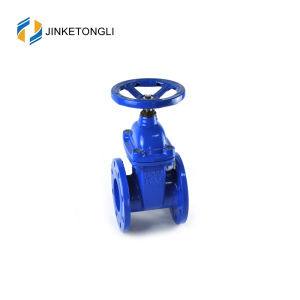 "JKTLCG017 wheel handle carbon steel 1"" gate valve"