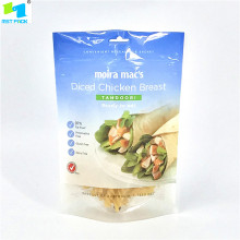 Food Grade Packaging Stand Up Doy Pack