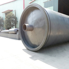 Types of Tyre Recycling Pyrolysis Process Machinery