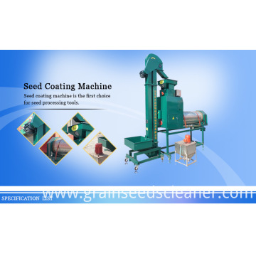 Vegetable Seed Treatment Machine