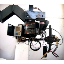 Saddle Welding And Cutting Machine