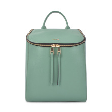Cute Outdoor Leisure Leather Backpack For Women