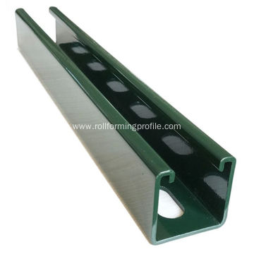 SS316 Steel Channel U Shape Steel