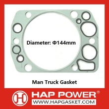 High Quality for D2540 metal Head Gasket Man Truck Gasket 51039010338 supply to Bolivia Supplier