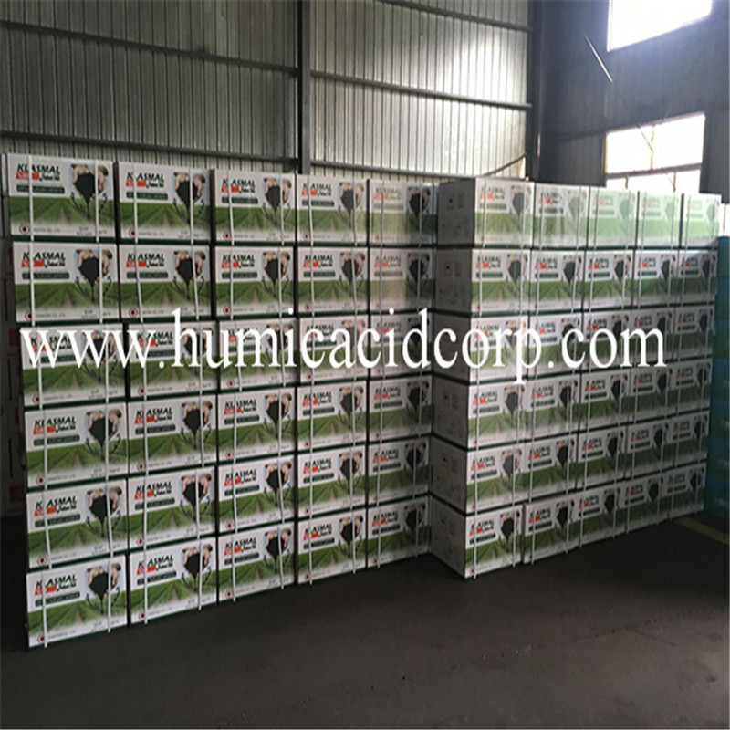 Potassium Humic Acid Shiny Flakes