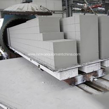 AAC Block Manufacturing Plant With Fly Ash