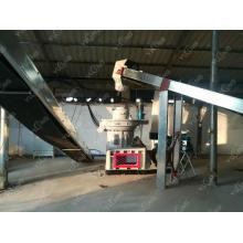 wood pellet production 2t/h