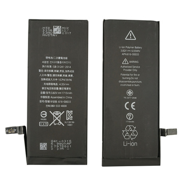 High Capacity iPhone 6S 2200mAh 0 Cycle Battery