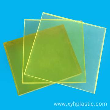 Oxidation Chemical Corrosion Resistance PU Sheet