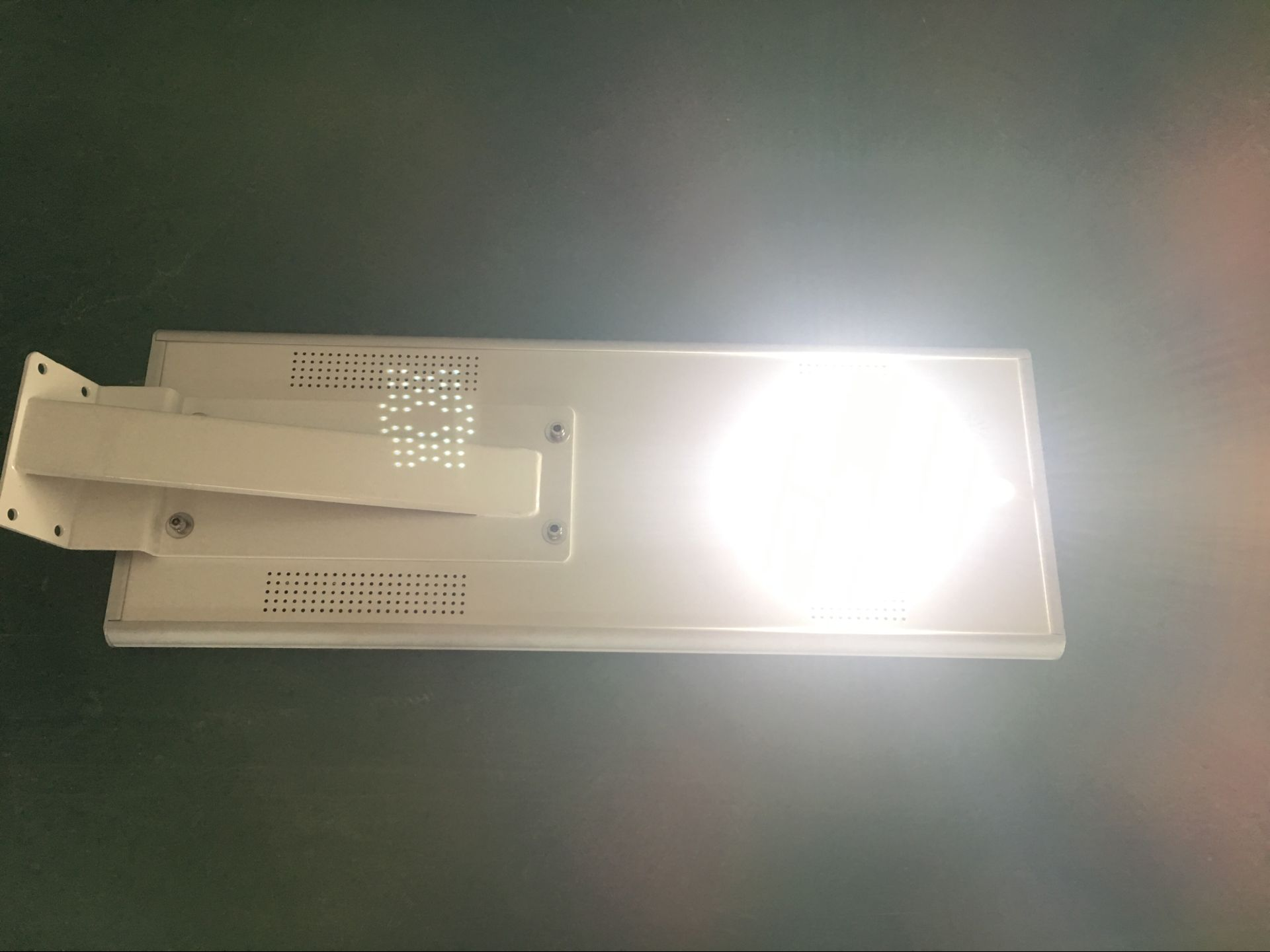 25W alll in one solar street light