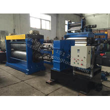 steel sheet embossing machine