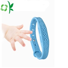 Natural Essential Oil Custom Silicone Anti-mosquito Strap