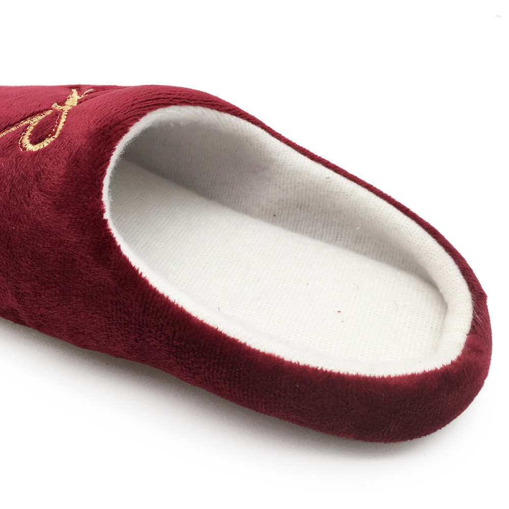Washable indoor slippers for women