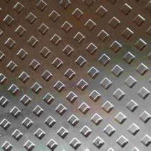 stainless steel honeycomb perforated mesh