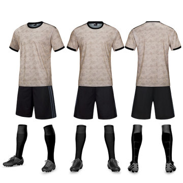 Printing soccer jersey for training