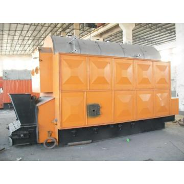 Chain Grate Wood Fired Steam Boiler