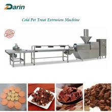 Dental Care Cold Extrusion Pet Treat Forming Machine
