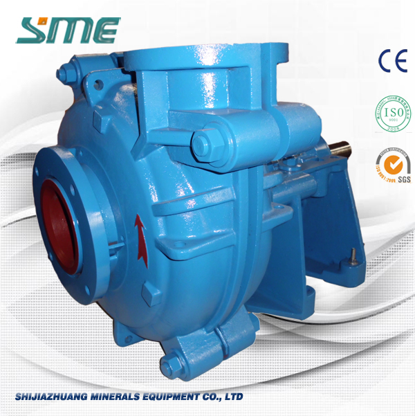 Long life Resistant Centrifugal SH Slurry Pumps