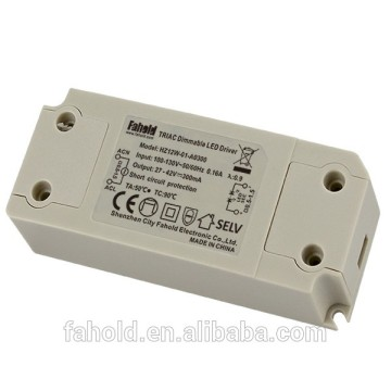 Led Driver Plastic Triac Dimmable Led Driver