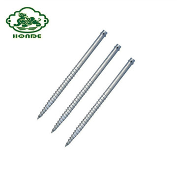 Factory Price Ground Screw Foundation For Sale