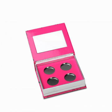 Custom Paper Eyeshadow Palette Box With Mirror