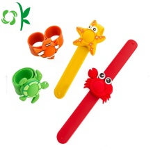 Cute Cartoon Silicone Mosquito Bands Kids Repellent Bands