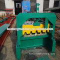 75-200-600 sheet metal deck roll forming machine