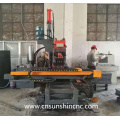 Sunshine CNC Steel Hole Punching Machine