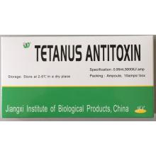 Quality for Tetanus Antitoxin Injection Equine Tetanus Antitoxin Human Use 3000IU supply to Armenia Manufacturer