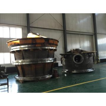 Gyratory Cone Crusher Series For Mining